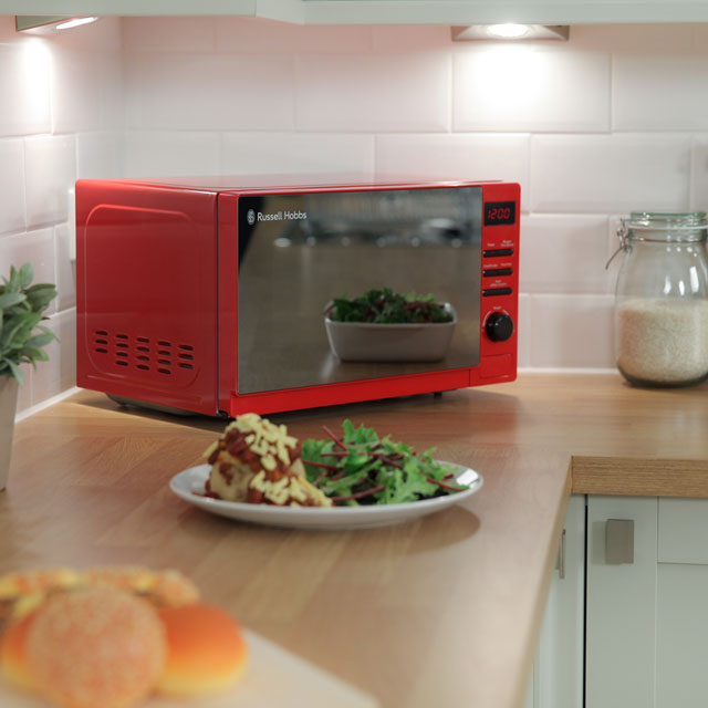 Russell Hobbs Rosso RHM2079RSO 20 Litre Microwave 5060210928209
