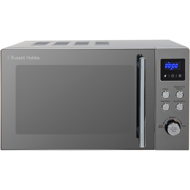 Russell Hobbs Classic RHM2086SS 17 Litre Microwave - Stainless Steel