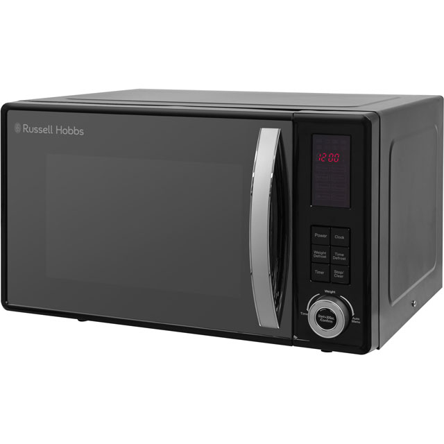 Russell Hobbs RHM2362S 23 Litre Microwave - Silver - RHM2362S_SI - 2