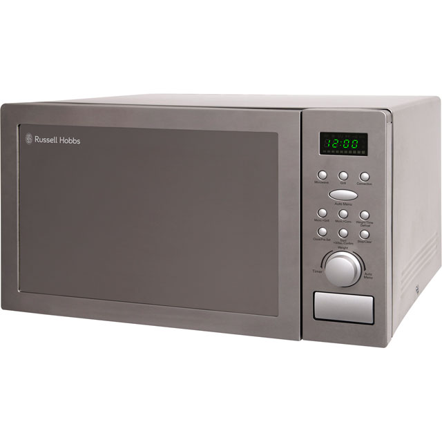 Russell Hobbs RHM2574 25 Litre Combination Microwave Oven - Stainless Steel