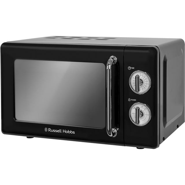 Russell Hobbs Microwaves RHRETMM705B Free Standing Microwave Oven in Black