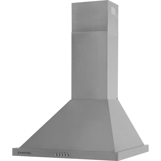 Russell Hobbs RHSCH601SS-M Built In Chimney Cooker Hood - Stainless Steel - RHSCH601SS-M_SS - 1