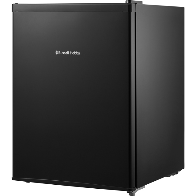 Russell Hobbs RHTTF67B Fridge with Ice Box - Black - A+ Rated