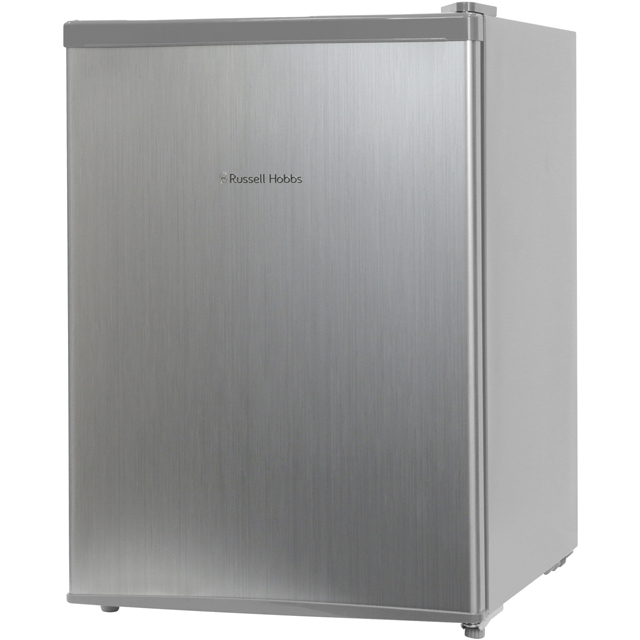 Russell Hobbs RHTTF67SS Fridge with Ice Box - Stainless Steel - A+ Rated