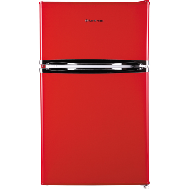Russell Hobbs RHUCFF50R 70/30 Fridge Freezer - Red - A+ Rated Best Price, Cheapest Prices