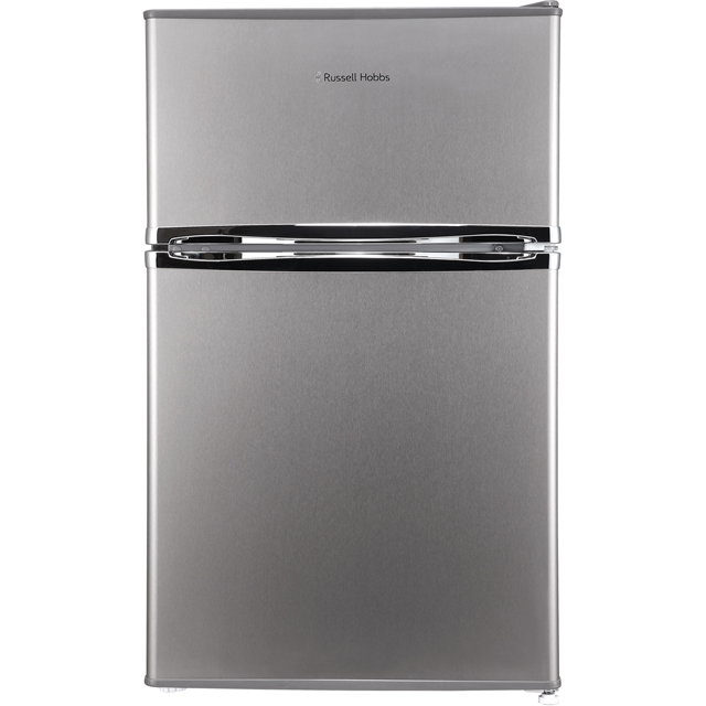 Russell Hobbs MDA RHUCFF50SS Free Standing Fridge Freezer in Stainless Steel
