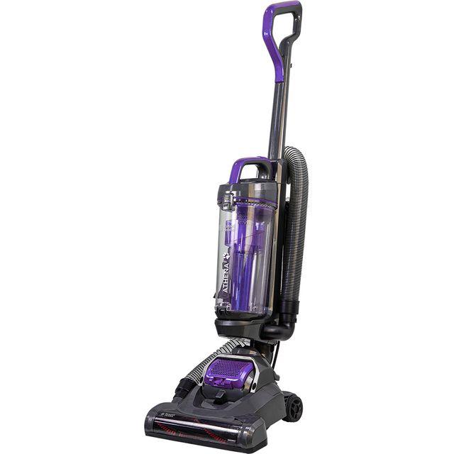 Russel Hobbs RHUV5601, Upright Vacuum, Grey & Purple