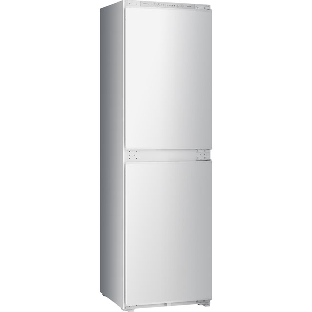 Hisense RIB291F4AW1 Integrated 50/50 Frost Free Fridge Freezer with Sliding Door Fixing Kit - White - A+ Rated