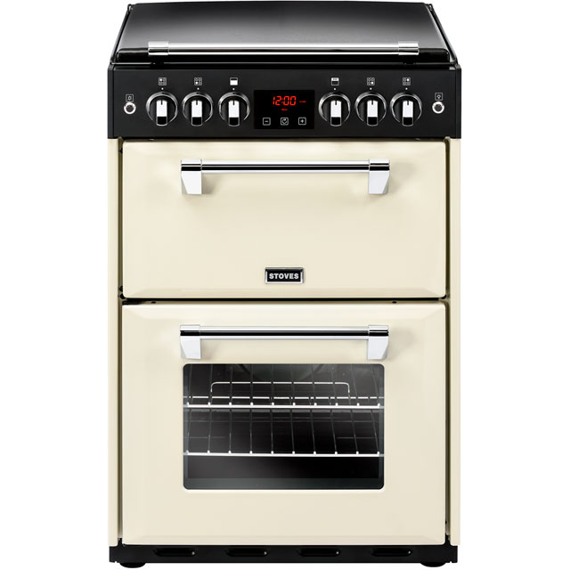 Stoves Gas Cooker - Cream - A/A Rated