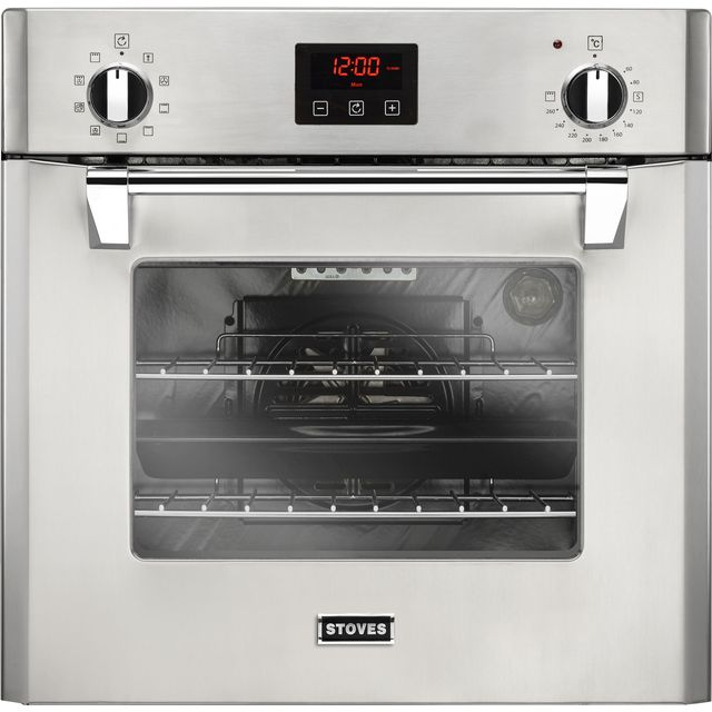 Stoves Electric Single Oven - Stainless Steel - A Rated