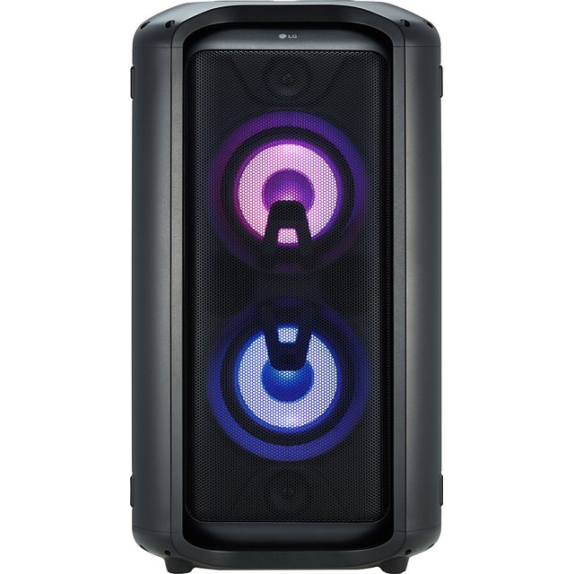 LG RK7 550 Watt XBOOM Loud Speaker - Black - RK7 - 1