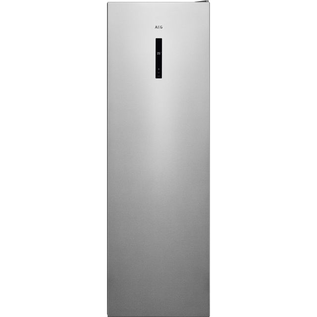 AEG RKB638E2MX Fridge - Silver - A++ Rated
