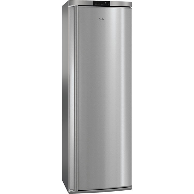 AEG RKE64021DX Fridge - Stainless Steel - A++ Rated - RKE64021DX_SS - 1
