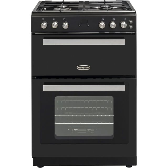 Montpellier RMC61GOK Gas Cooker with Full Width Gas Grill