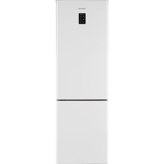 daewoo rnv132w 70 30 frost free fridge freezer white. Black Bedroom Furniture Sets. Home Design Ideas