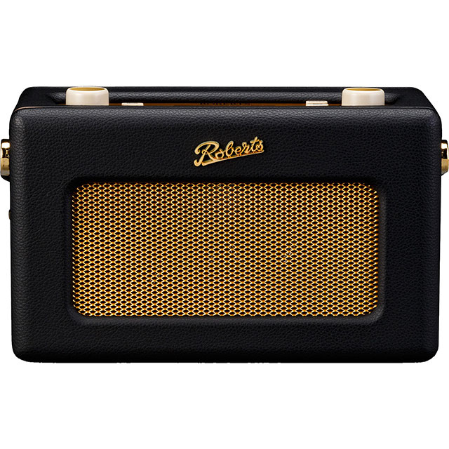 Roberts Radio Revival Stream REV-ISTREAM2 Digital Radio in Black