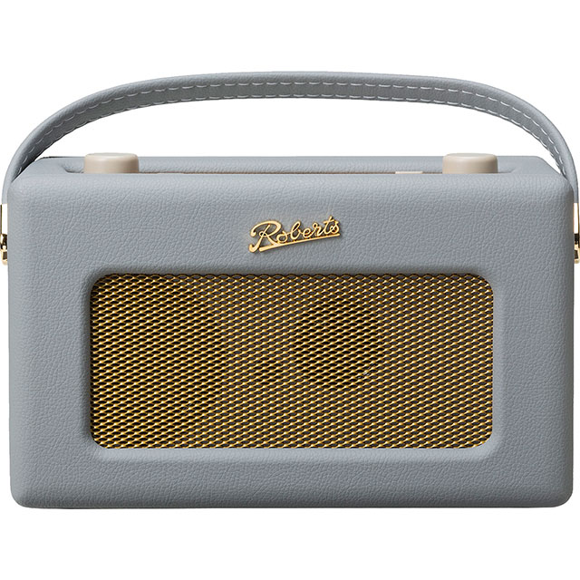 Roberts Radio Revival Stream REV-ISTREAM2DG DAB / DAB+ Digital Radio with FM Tuner - Dove Grey - REV-ISTREAM2DG - 1