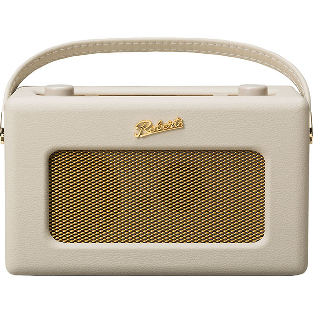Roberts Radio Revival Stream REV-ISTREAM2PC DAB / DAB+ Digital Radio with FM Tuner - Pastel Cream - REV-ISTREAM2PC - 1