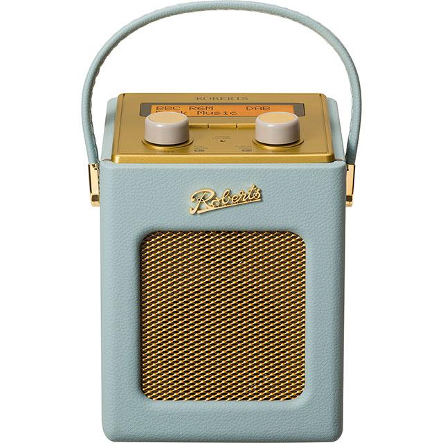 Roberts Radio Revival Mini REV-MINIDE Digital Radio in Duck Egg