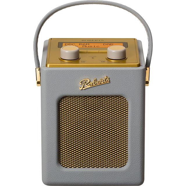 Roberts Radio Revival Mini REV-MINIDG Digital Radio in Dove Grey