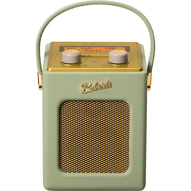 Roberts Radio Revival Mini REV-MINIL Digital Radio in Leaf