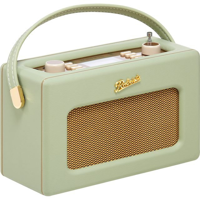 Roberts Radio Revival RD70L DAB / DAB+ Digital Radio with FM Tuner - Leaf
