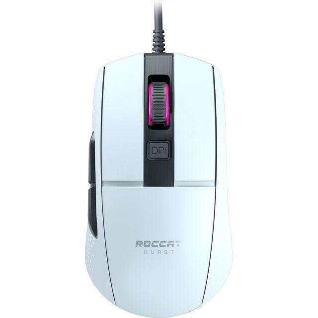 Roccat Burst Core Optical - White