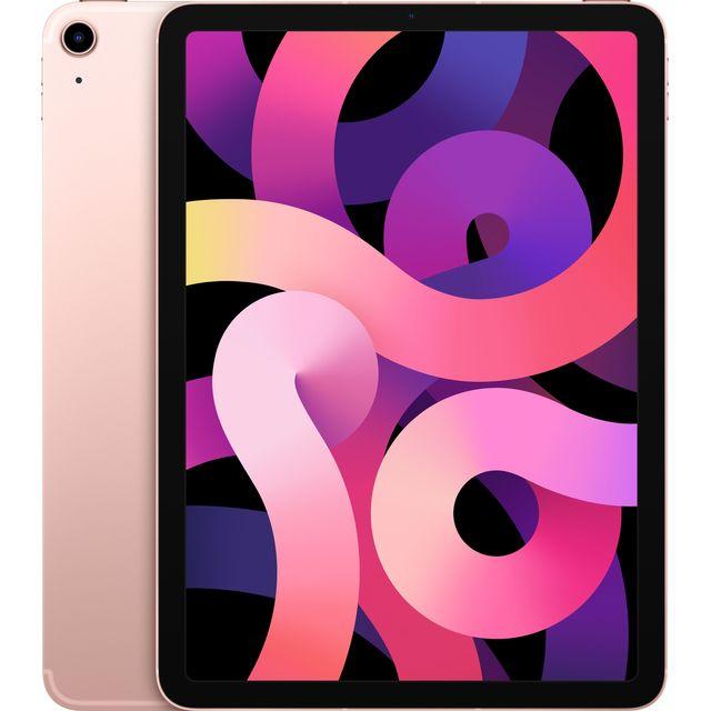 "Apple iPad Air 10.9"" 256GB WiFi & Cellular [4th Generation] - Rose Gold"