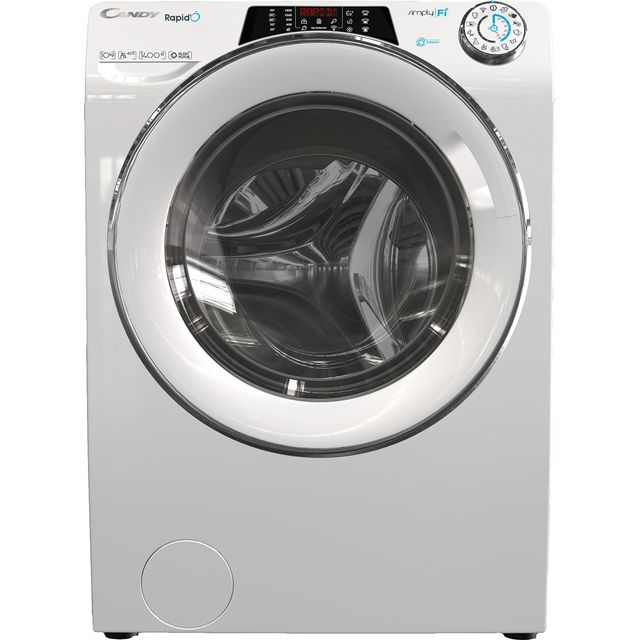 Candy Rapido ROW14956DWHC Wifi Connected 9Kg / 5Kg Washer Dryer with 1400 rpm - White - A Rated - ROW14956DWHC_WH - 1