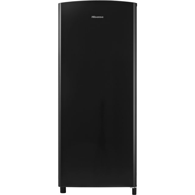Hisense RR220D4AB21 Fridge - Black - A++ Rated - RR220D4AB21_BK - 1