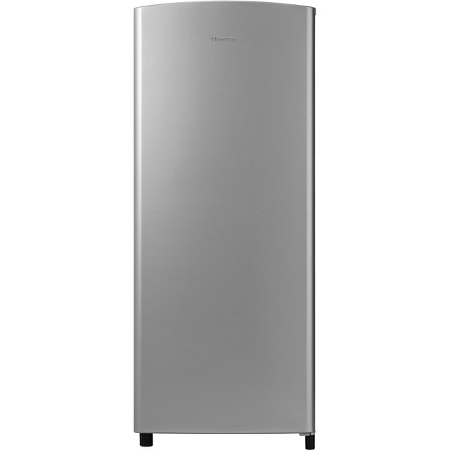 Hisense RR220D4AD2 Fridge - Silver - A++ Rated - RR220D4AD2_SI - 1