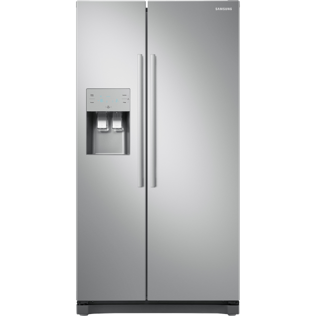 Samsung RS3000 RS50N3513SA American Fridge Freezer - Metal Graphite - A+ Rated - RS50N3513SA_GH - 1