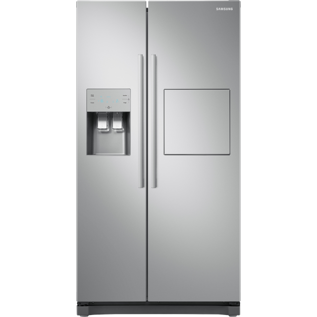 Samsung RS3000 RS50N3913SA American Fridge Freezer - Metal Graphite - A+ Rated - RS50N3913SA_GH - 1