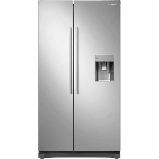 Samsung RS3000 RS52N3313SA American Fridge Freezer - Metal Graphite - A+ Rated