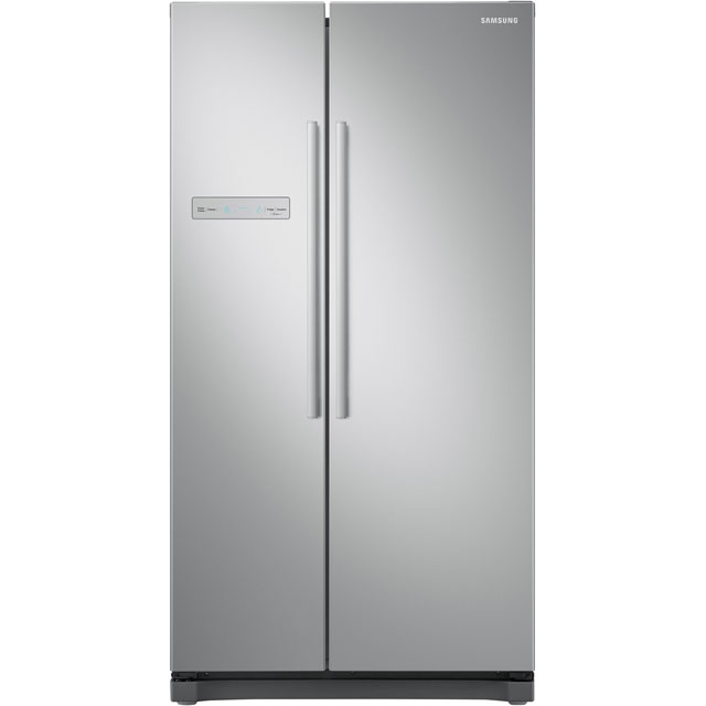 Samsung RS3000 RS54N3103SA American Fridge Freezer - Metal Graphite - A+ Rated - RS54N3103SA_GH - 1