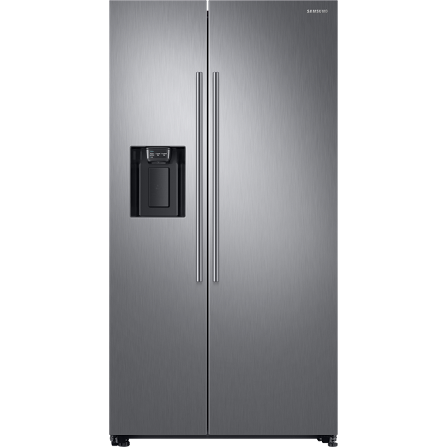 Samsung RS8000 RS67N8210S9 American Fridge Freezer - Matte Stainless Steel - A+ Rated