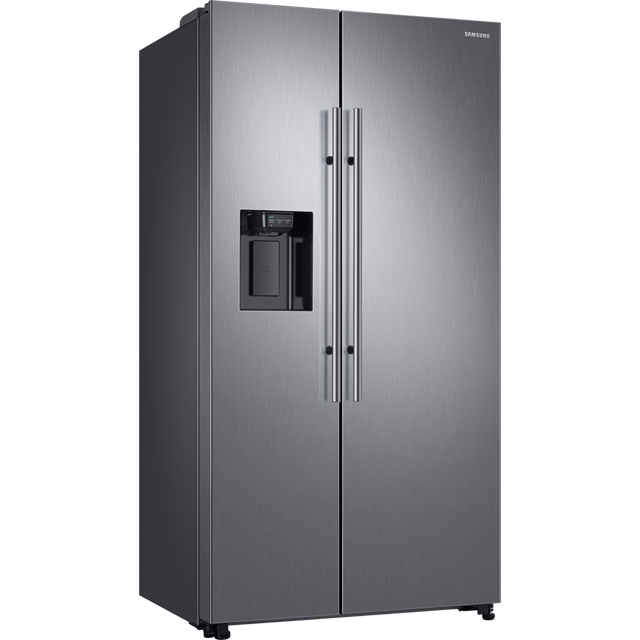 Samsung RS8000 RS67N8210S9 American Fridge Freezer - Matte Stainless Steel - RS67N8210S9_SS - 2