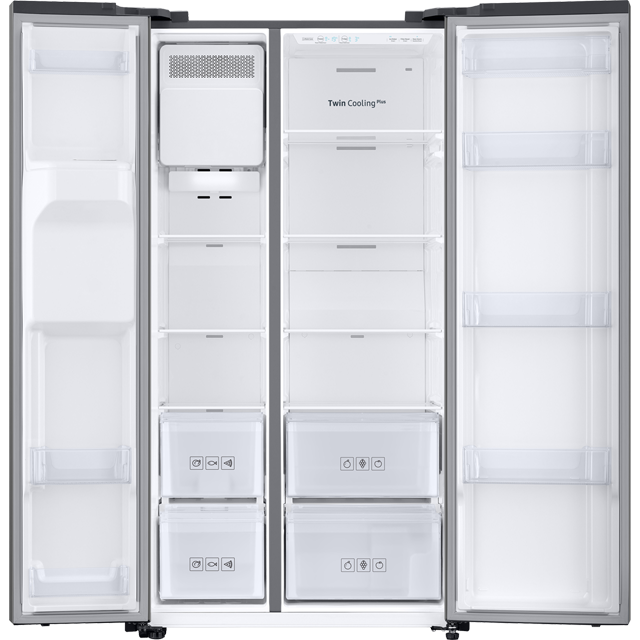 Samsung RS8000 RS67N8210S9 American Fridge Freezer - Matte Stainless Steel - RS67N8210S9_SS - 4