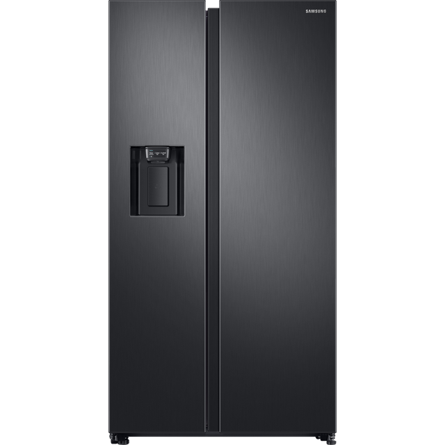 Samsung RS8000 RS68N8230B1 American Fridge Freezer - Black / Stainless Steel - A+ Rated - RS68N8230B1_BKS - 1