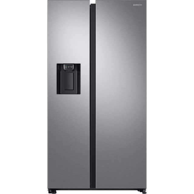 Samsung RS8000 American Fridge Freezer - Aluminium - A+ Rated