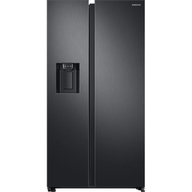 Samsung RS8000 RS68N8240B1 American Fridge Freezer - Black / Stainless Steel - A+ Rated - RS68N8240B1_BKS - 1