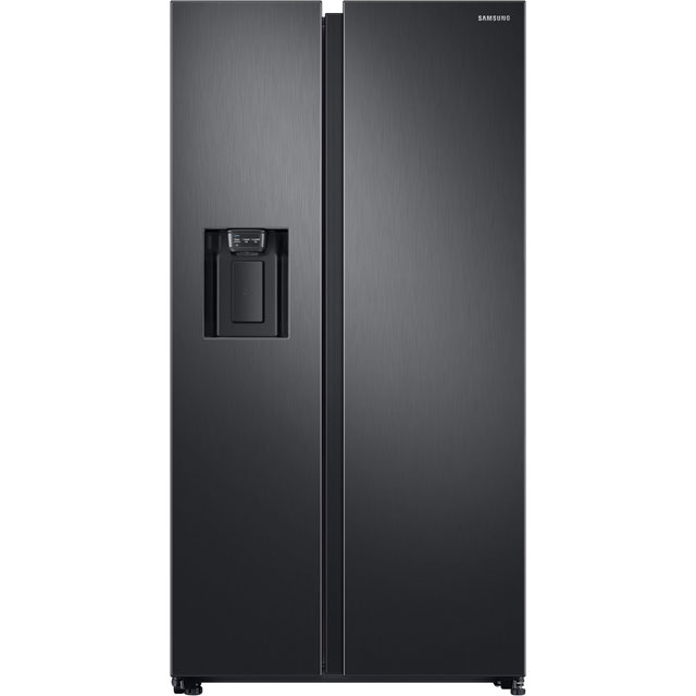 Samsung RS8000 American Fridge Freezer - Black / Stainless Steel - A+ Rated