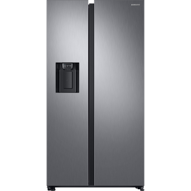 Samsung RS8000 RS68N8240S9 American Fridge Freezer - Matt Stainless Steel - RS68N8240S9_SS - 1