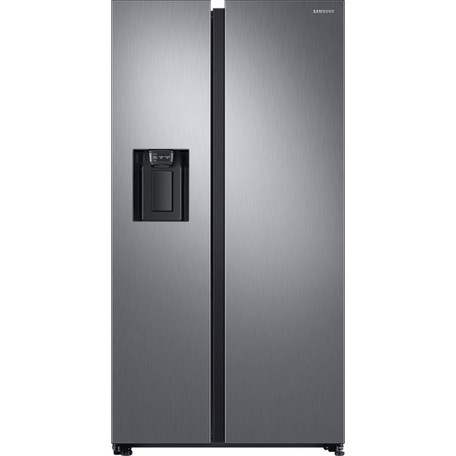 Samsung RS8000 RS68N8240S9 American Fridge Freezer - Matte Stainless Steel - RS68N8240S9_SS - 1