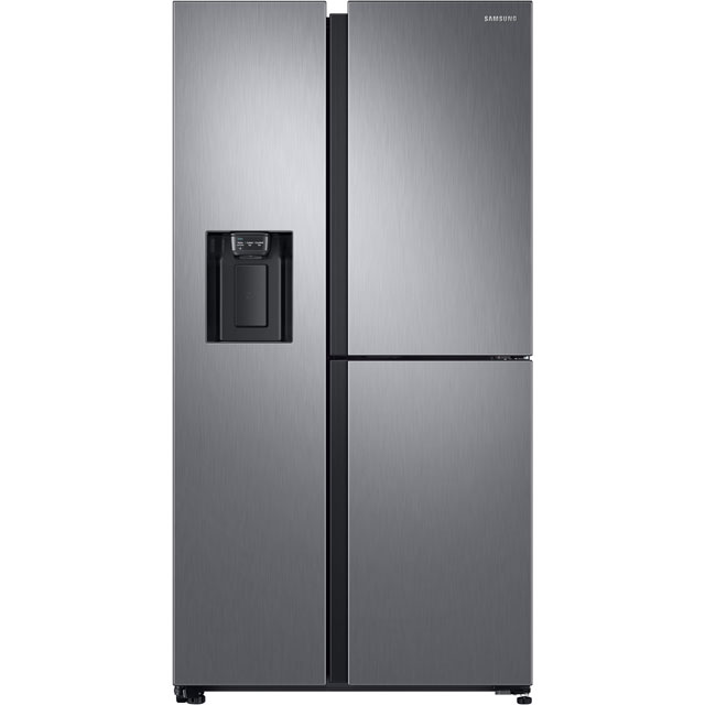 Samsung RS8000 RS68N8670S9 American Fridge Freezer - Matt Stainless Steel - A+ Rated