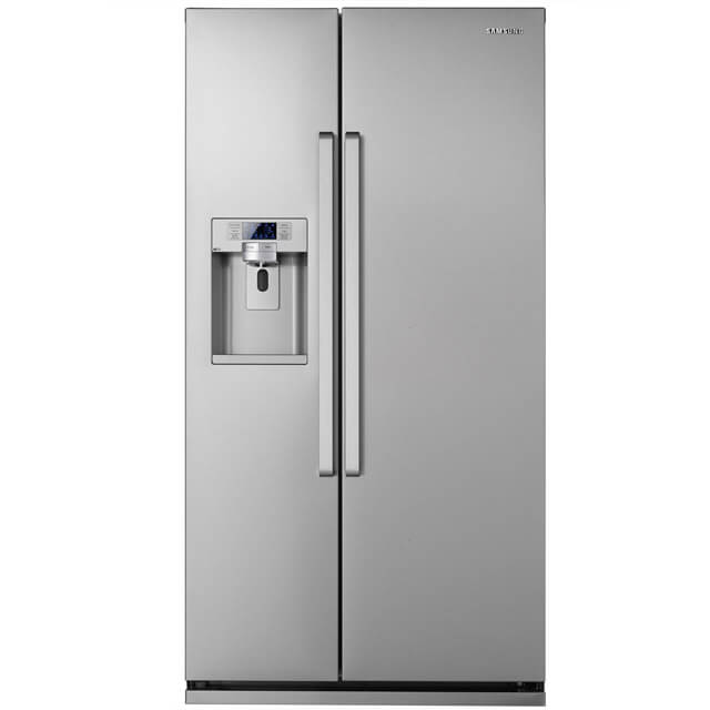 Slimline american fridge freezer
