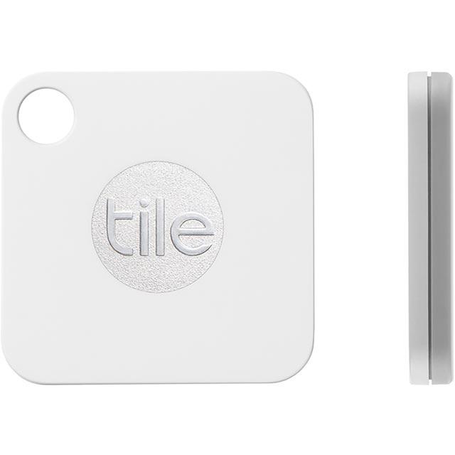 Tile Mate - Phone Wallet Item Finder - 1 Pack RT-05001-NA Smart Sensor in White