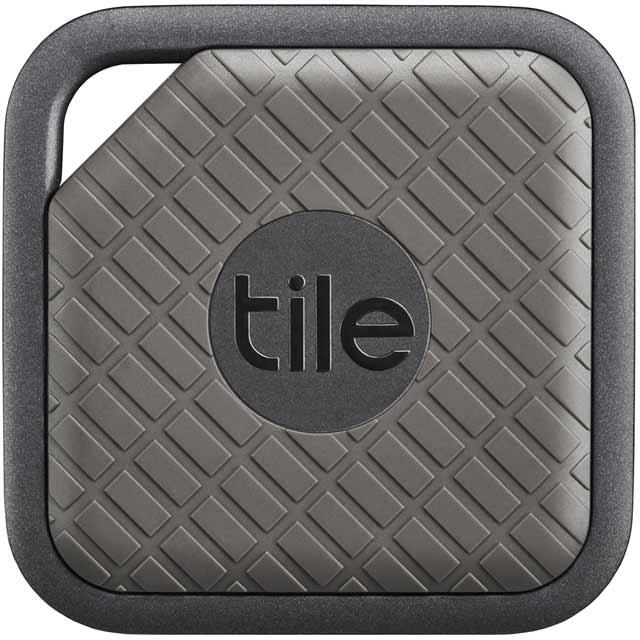 Tile Sport - Key Finder. Phone Finder. Anything Finder RT-09001-EU Smart Sensor in Grey