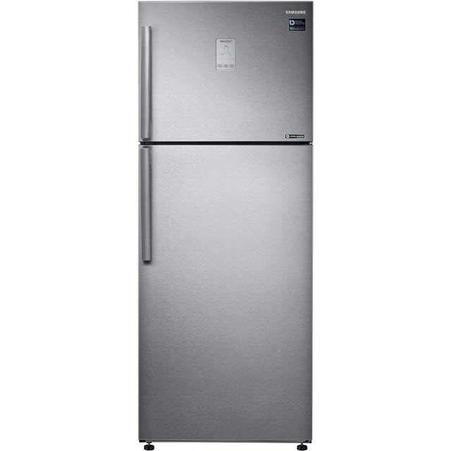 samsung rt46k6360sl a fridge freezer frost free 80 20. Black Bedroom Furniture Sets. Home Design Ideas
