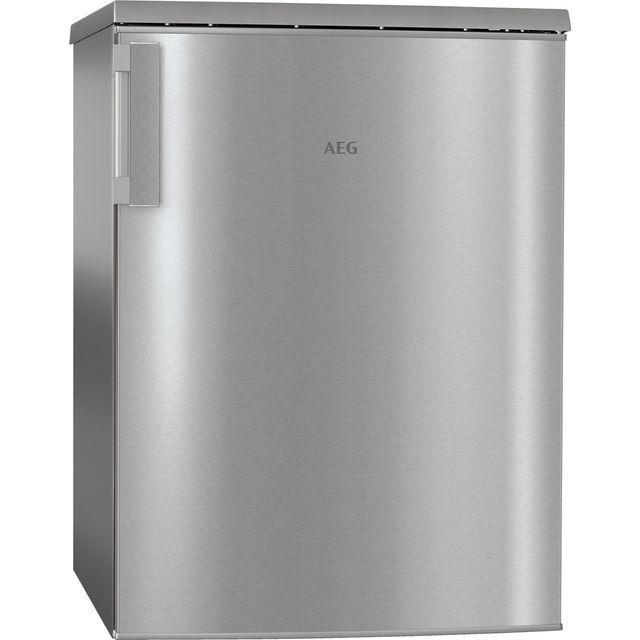 AEG RTB415E1AX Fridge - Stainless Steel - A++ Rated